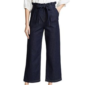 Ryan Paper Bag Denim Pants